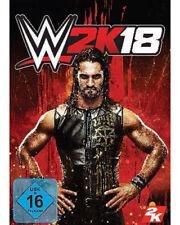 PC Computer Spiel WWE 2k18
