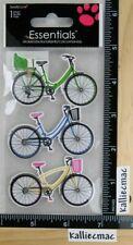 Sandylion BICYCLES Essentials Stickers NEW