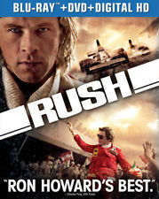 Rush [New Blu-ray] With DVD, UV/HD Digital Copy, 2 Pack, Slipsleeve Packaging,