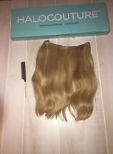 "$680 HaloCouture 17"" Blond F622 Hair Extensions Blonde Halo Couture 622"