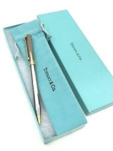 TIFFANY & Co. Ballpoint Pen Silver