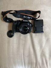 Sony Alpha a3000 20.1MP Digital Camera with E OSS 18-55mm Lens