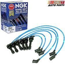 DODGE / MITSUBISHI NGK 8101 / ME78 Spark Plug Ignition Wire Set Magnetic Core
