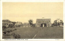 Harwichport Cape Cod MA Summer Homes c1920s Postcard