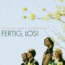 Fertig, los! Den Westwind ernenn' ich zu meinem Friseur (e.p., 2006) [Maxi-CD]