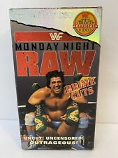 WWF MONDAY NIGHT RAW PRIME CUTS 1994 COLISEUM VIDEO VHS USED WWE