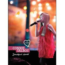 Connie Talbot - Beautiful World Live (DVD+CD) with FREE A4 Folders