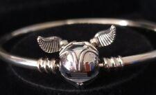 Pandora Bracelet 598619C00 Harry Potter Golden Snitch S925 ALE SIZE 17
