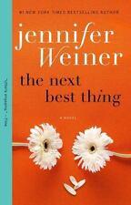 The Next Best Thing: A Novel, Weiner, Jennifer, 1451617763, Book, Acceptable