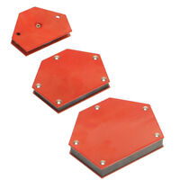 3 Schweisser Winkelmagnet 45 60 75 90 135° Haltekraft 25 50 75 Lbs Schweißhelfer