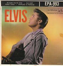 ELVIS PRESLEY Elvis Volume II 1956 EPA 993 w Sleeve