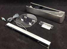 Wii Standfuss f Konsole + Sensorbar + Halterung f Sensorba ( GUT) gebraucht ☂️