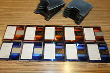 10  Sony Kupfer Blau MIX      Minidisc  MD    (103  G)   MD LEER od. gelöscht