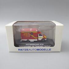 Rietze 61537 Wietmarscher RTW Rettungswagen der Feuerwehr Herford    (B)