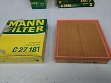 Mann Luftfilter C27181 Opel Omega Benzin / Diesel Motoren