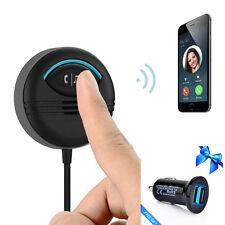 Car Noise Cancelling AUX bluetooth charger air vent bluetooth built in isolated