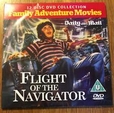 Flight of the Navigator (1986) Joey Cramer, Paul Reubens DVD N/Paper Free P&P