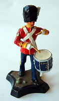 Royal Scots Dragoon Guards Drummer UNPAINTED 54mm Toy Soldier Kit GB10 Langley