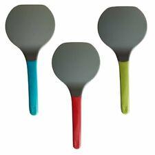 """Joie 9"""" Flexible Heat-Resistant Flip Turner Spatula - 3 Color Choices"""