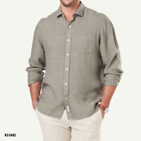 Gazman Linen Plain Shirt - RRP 109.99 - FREE POST