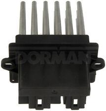 HVAC Blower Motor Resistor Dorman 973-027