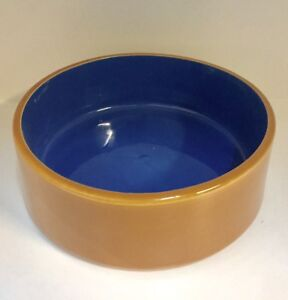Ceramic Dog Bowl Heavy Xlarge 230mm