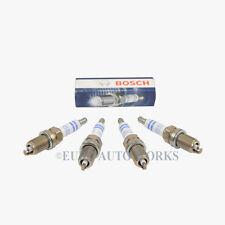 Volkswagen Spark Plugs Plug Set Double Platinum Bosch OEM 101631B x4pcs