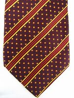 Krawatte von BURBERRY, 100% Seide, Made in Italy, Luxus, Schlips
