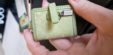 COACH PICTURE FRAME KEYCHAIN Keyfob WITH SHOE, PURSE ETC