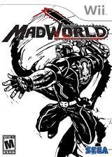 Madworld (Mad world) Nintendo Wii PAL Brand New