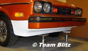 Ford RS Capri II S Front Spoiler Air Dam Mk2 1976-Up N. America, 1974-Up Europe