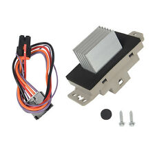 A/C Blower Motor Resistor W/ Plug for Chevrolet Silverado 1500 2500 Escalade GMC