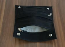 ROLLING CIGARETTE TOBACCO POUCH CASE PU LEATHER WITH VINYL LINING