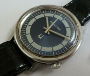 Vintage Accutron 218 Electronic Wristwatch in Running Condition - No Reserve !