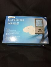 Santamedical Electrotherapy Pain Relief Device Dual Channel 8 Auto Programs NIB