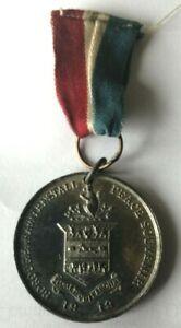 Rawtenstall 1919 Peace Medal
