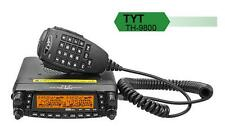 TYT TH-9800 FM Transceiver TH9800 Mobile Car CB Radio Quad Band 29/50/144/430MHz