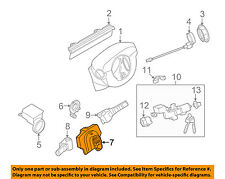 NISSAN OEM Airbag Air Bag-Clockspring Clock Spring B5567CB66A