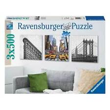 Abstract Jigsaw Puzzles