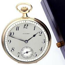 Howard Pocket Watch with Box CA1917 12 Size, 17 Jewel