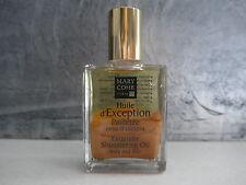MARY COHR - HUILE D'EXCEPTION PAILLETEE - Corps et cheveux 50ml