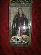 LORD OF THE RINGS LOTR ELROND OF RIVENDELL The Fellowship Of The Rings FIGURE