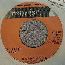 """Acker Bilk """"Mr.""""  – Dardanella / Dardanella (Part 2) ~ Awesome Jazz (VG+)"""