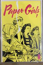 Paper Girls #1 (1st Print Regular Cover) Image Comics Brian K. Vaughan Optioned