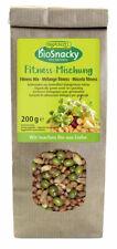 KS (30,25/kg) 2x Rapunzel BioSnacky Fitness Mischung Keimsaaten vegan bio 200 g