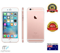 Apple iPhone 6S Rose Gold 64GB 1-Year Warranty 100+ Sold AU Seller