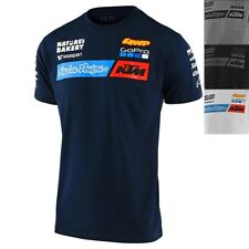 Troy Lee Designs KTM 2020 equipo para hombre MX Casuals Tee T-Shirt