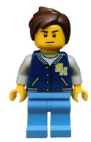Lego Chad Ninjago Ninja Minifigur Legofigur Figur Minifig njo435 Neu