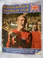 1966 World CUP ENGLAND WORLD CUP Daily Express Issue Original