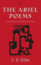 The Ariel Poems: Illustrated poems for Christmas by Eliot, T.S. | Hardcover Book